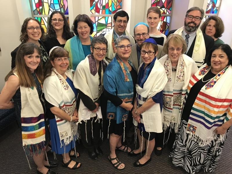 Adult B'nei Mitzvah Class 2017