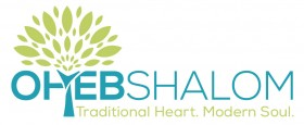 Logo for Oheb Shalom Congregation