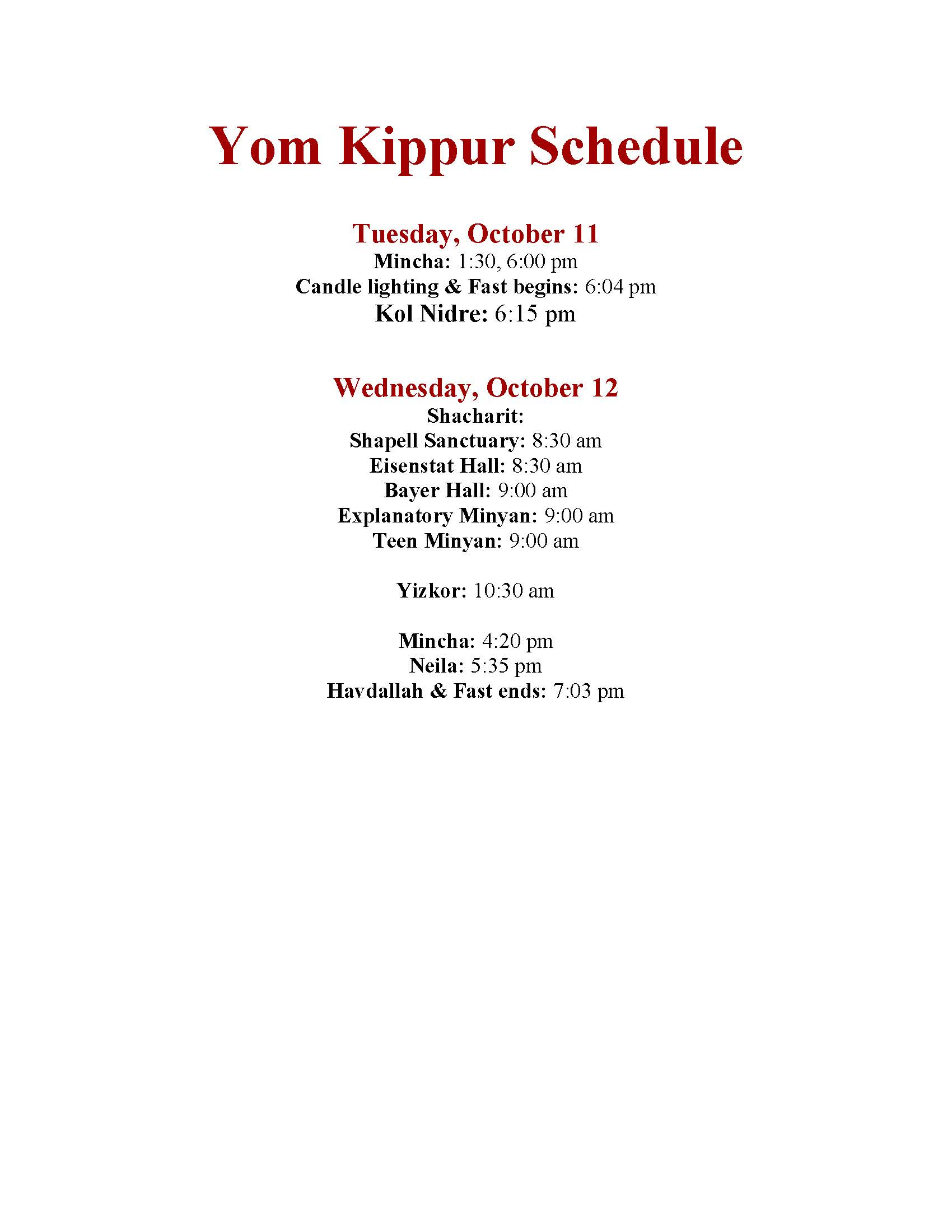 yom kippur 2019 date - HD1700×2200
