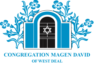 Logo for Cong. Magen David Of West Deal