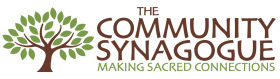 Logo for The Community Synagogue