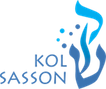 Logo for Kol Sasson Congregation