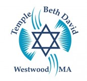 Logo for Temple Beth David