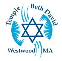 Logo for Temple Beth David (Westwood)