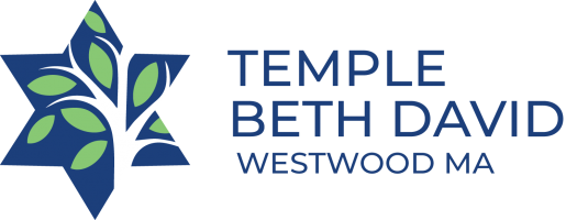 Logo for Temple Beth David