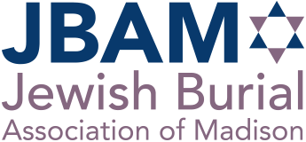 Logo for Jewish Burial Association of Madison