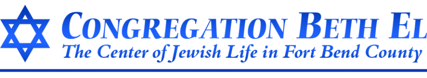 Logo for Congregation Beth El (Missouri City)