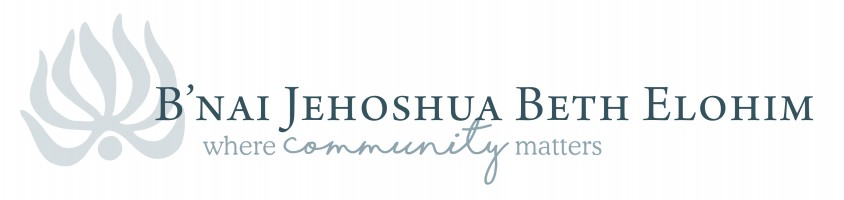 Logo for Congregation B'nai Jehoshua Beth Elohim