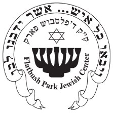 Logo for Flatbush Park Jewish Center