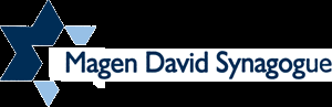 Logo for Magen David Synagogue