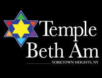 Logo for Temple Beth Am of Northern Westchester
