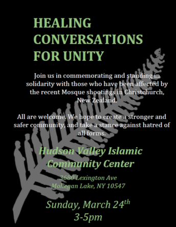 Healing Conversations for Unity - Event - Temple Beth Am of