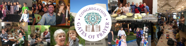 Logo for Congregation Gates of Prayer