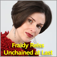 Banner Image for Shabbat Morning Services with Special Guest Fraidy Reiss