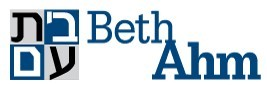 Logo for Congregation Beth Ahm