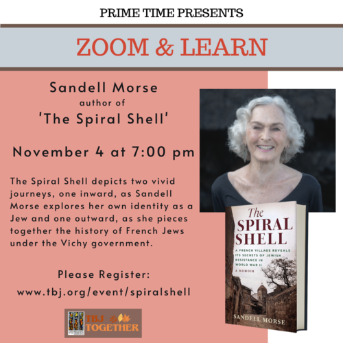 Banner Image for Prime Time- The Spiral Shell by Sandell Morse