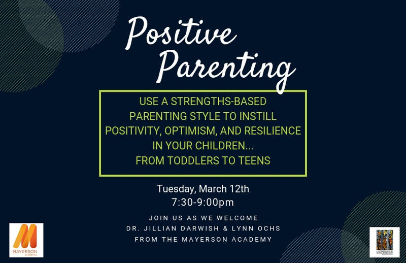 Banner Image for Positive Parenting with the VIA Institute on Character
