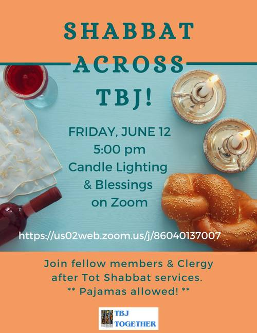Banner Image for Shabbat Across TBJ