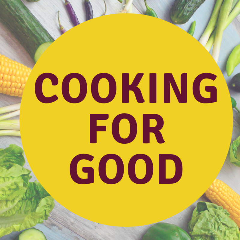 Banner Image for Cooking for Good