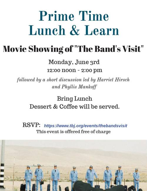 Banner Image for Prime Time Lunch & Learn -