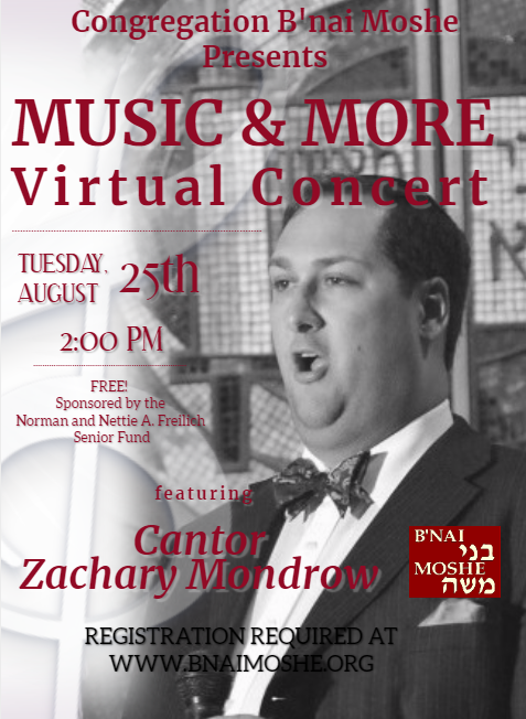 Banner Image for Concert:  Music and More