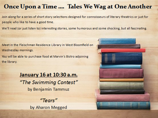 Banner Image for Once Upon a Time ... Tales We Wag at One Another