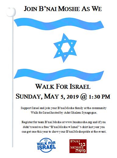 Banner Image for Walk For Israel