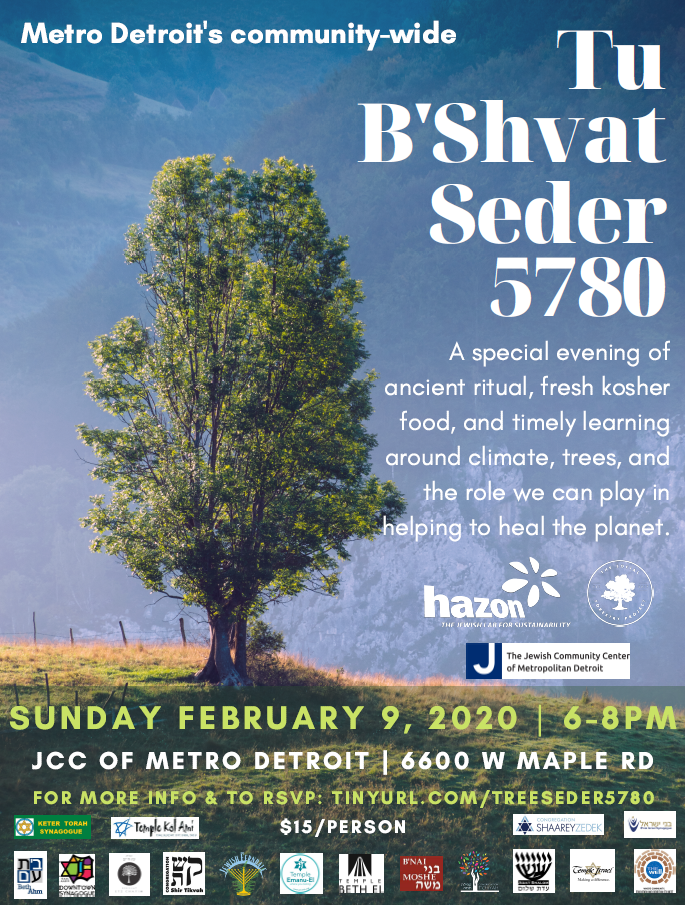 Banner Image for Metro Detroit Community Seder