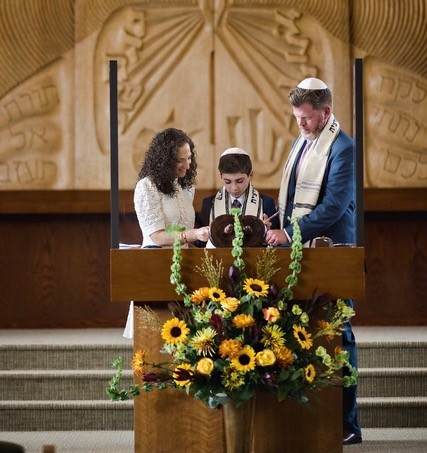 """<span class=""""slider_title"""">                                     Bar Mitzvah in the Main Sanctuary                                </span>"""