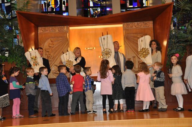 "<span class=""slider_title"">                                     Simchat Torah - Consecration                                </span>"