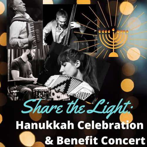 Banner Image for Share the Light: Hanukkah Celebration & Benefit Concert at ZenBarn