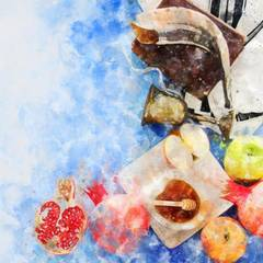 Banner Image for Rosh Hashanah meal share ONLINE