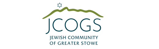 Logo for Jewish Community of Greater Stowe