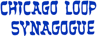 Logo for Chicago Loop Synagogue