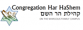 Logo for Congregation Har HaShem
