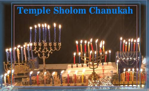 Banner Image for CHANUKAH  Bring your Menorah and candles and celebrate Shabbat.  Please ADD your menu choice/s below under NOTES. More info (954) 942-6410