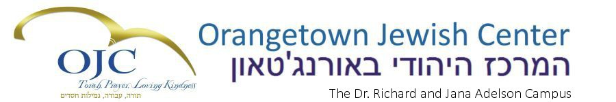 Logo for Orangetown Jewish Center