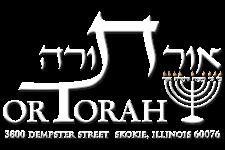 Logo for Congregation Or Torah
