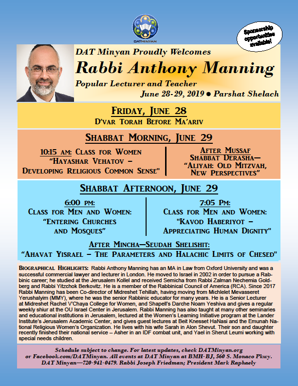 """<span class=""""slider_title"""">                                     Shabbat Scholar-in-Residence June 28-29                                </span>                                                                                                                                                                                       <span class=""""slider_description"""">We welcome renowned lecturer and teacher Rabbi Anthony Manning for a series of presentations next weekend.</span>"""