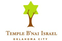 Logo for Temple B'nai Israel (Oklahoma City)