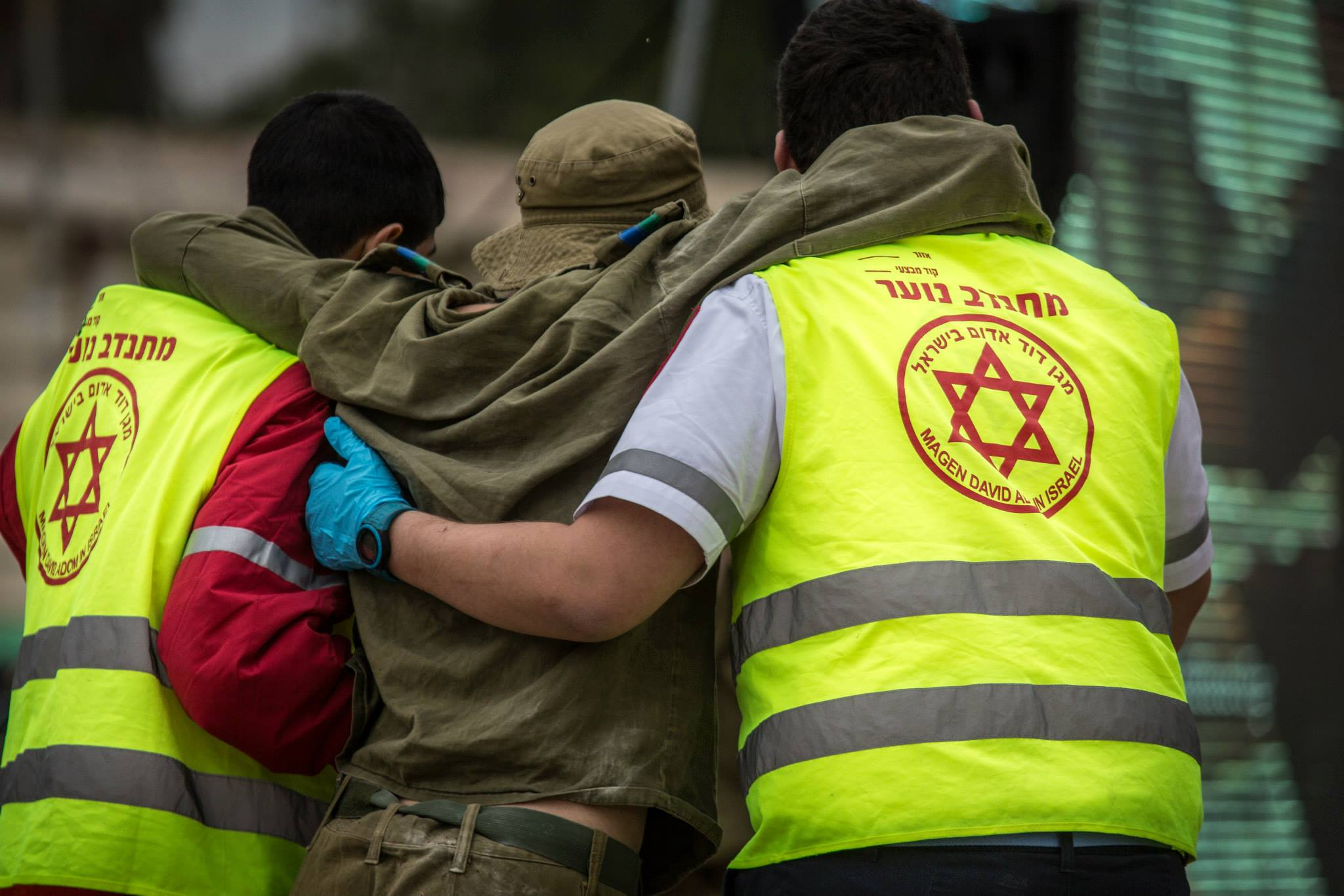 Magen David Adom Event - In Israel, in an emergency, you don