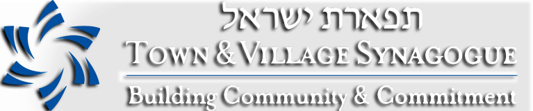 Logo for Town & Village Synagogue