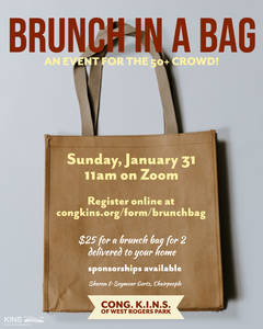 Brunch in a Bag