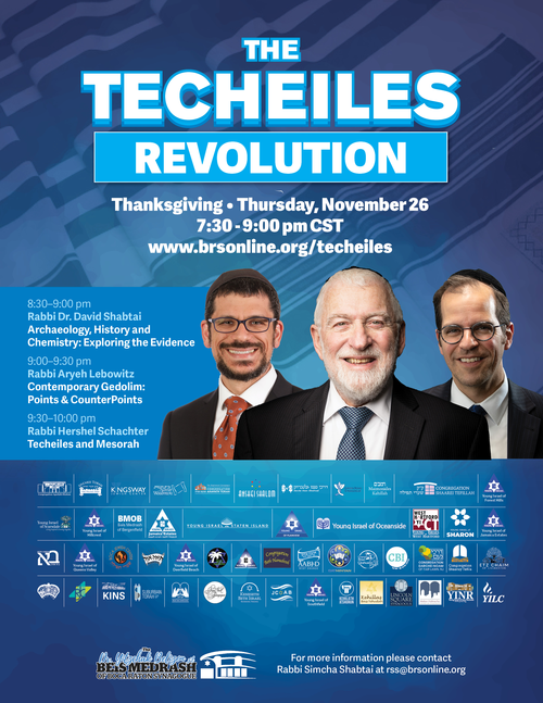 Banner Image for The Techeiles Revolution