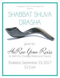 Shabbat Shuva
