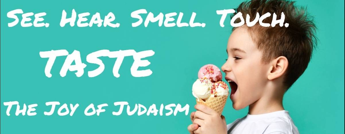 Banner Image for Five Senses of Judaism