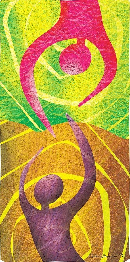 Banner Image for Christina Mattison Ebert's Torah Art
