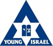 Logo for Young Israel of Margate