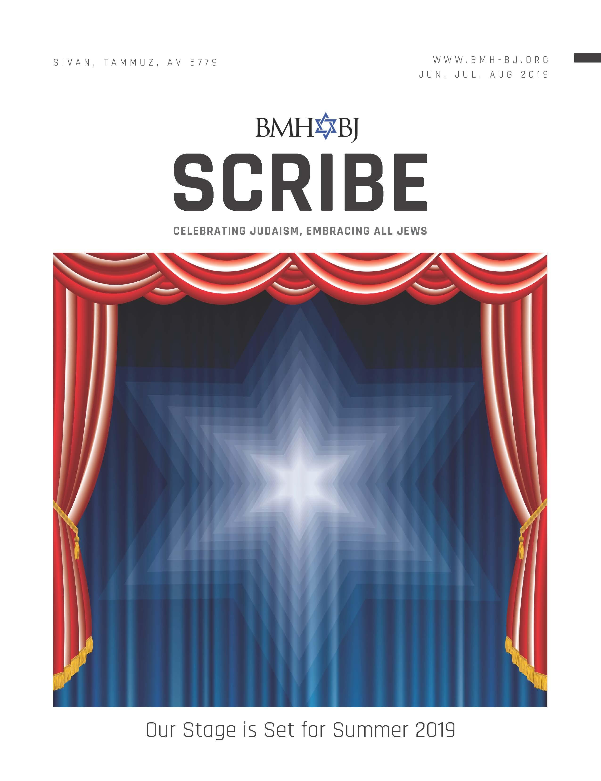 Read the Scribe - BMH-BJ Congregation