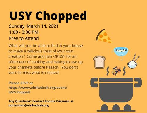 Banner Image for USY Chopped